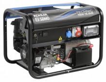 Strāvas ģenerators TECHNIC 7500 TE AVR C5 6.5 kW TECH7500TEAVR&SDMO SDMO
