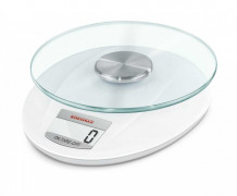 Elektroonilised köögikaalud, Roma White, 5kg, 1065847, SOEHNLE