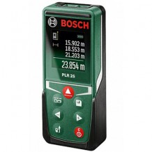 Laserkaugusmõõtja PLR 25 0603672521 BOSCH