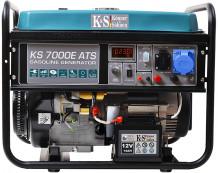 Benzīna ģenerators KS 7000E-ATS KONNER & SOHNEN