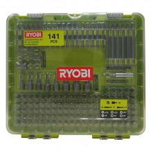 Otsikute komplekt (141 tk.) RAKD141 5132004667 RYOBI
