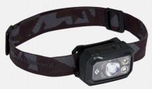Pieres lukturis STORM 400, Black BD6206580002ALL1 BLACK DIAMOND