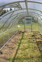 Kasvuhoone BALTIC LT 3 x 4m - 4mm polükarbonaat KLASIKA GREENHOUSE