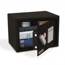 Elektrooniline seif võtmega 250x350x250mm Kreator