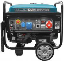 Benzīna ģenerators KS 12-1E 1/3 ATSR 8000 W KONNER & SOHNEN
