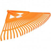Murureha oranž, plastist, 590mm, ilma käepidemeta