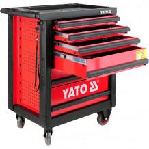 Tööriistade kapp, 6 sahtlit (177 tk) YATO