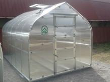 Kasvuhoone KLASIKA STANDART 10 - 2,5 x 4m - 4mm polükarbonaat KLASIKA KASVUHOONE