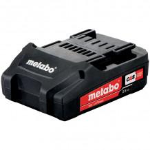 Akumulators 18V 2.0Ah Li Power Compact 625596000&MET Metabo