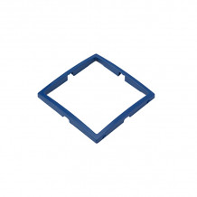 Dekoratīvais rāmītis UJUT 1v., zils (3 gab) BYLECTRICA
