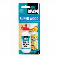 Līme Super Wood 75g 1139028 BISON