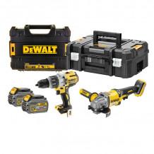 Tööriistakomplekt 18V + 54V, DCK2055T2T-QW, DeWALT