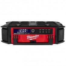 Radio un lādētājs M18 PRCDAB+-0 4933472112 Milwaukee