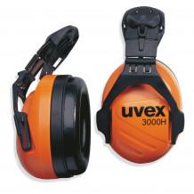 Kaitsvad kõrvaklapid Uvex dBex 3000 H oranž, UV3000165, Uvex