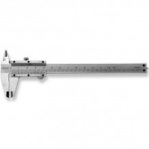 Bīdmērs 125x40mm 1/10mm SC256.503-x SCALA