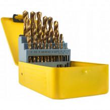 Puurid HSS-komplekt 1,5-13mm (29tk) DEGET