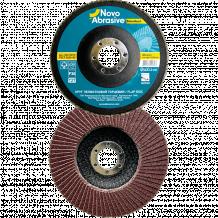 Slīpējamais disks lapiņu 125mm G60 Standard NOVOABRASIVE