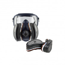 Maska Elipse Integra (3/4) ar A1P3 filtru, M/L SPR401 GVS