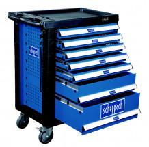 Tööriistakäru tööriistadega (263 tk) TW1000 5909304900&SCHEP SCHEPPACH