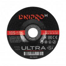 Lihvimisketas Ø125x6,0x22,23mm Ultra DNIPRO-M