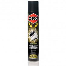 ORO Cockroach Killer aeros. pret rāpojošiem insektiem 750ml