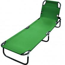 Складная кровать 190х56х28см