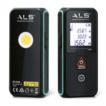 Laserkaugusmõõtja valgusega ALS RFL251R 125 + 250 lm RFL251R ALS