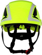 Kiiver SecureFit, roheline X5014V- X5014V-CE, 3M