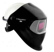 Metināšanas maska ar aizsargķiveri un filtru Speedglas 100V G783120&SG3M
