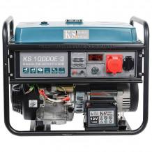 Benzīna ģenerators KS 10000E-3 8000W KONNER & SOHNEN