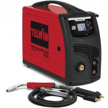 MIG-keevitusseade Technomig 260 Dual Synergic 816056 & TELW Telwin