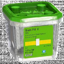 Püstolinael F18 1,2X50MM Zn-3600tk 776456 ESSVE
