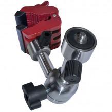 """Multi-Prop liigenditega klamber kaameratele ja laseritele 1/4""""-3/8""""-5/8"""" PI34061 Piher"""