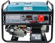 Benzīna ģenerators KS 10000E-3 ATS 8000W KONNER & SOHNEN