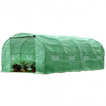 Kasvuhoone Besk 400x300x200cm roheline