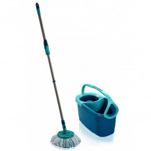 Grīdas uzkopšanas komplekts Clean Twist Disc Mop Ergo 1052101 LEIFHEIT