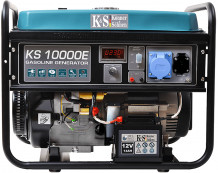 Benzīna ģenerators KS 10000E 8000W KONNER & SOHNEN