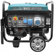 Benzīna ģenerators KS 12-1E ATSR 9000W KONNER & SOHNEN