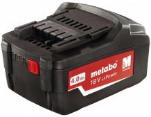 Akumulators 18V 4.0Ah Li-ion Power Extreme 625591000&MET Metabo