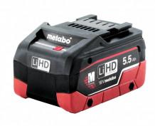 Akumulators 18V 5.5 Ah LiHD 625368000&MET Metabo