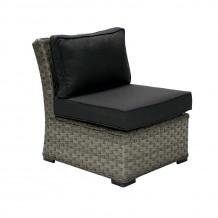 Moduļa dīvāns GENEVA vidus daļa, 81x62xH78cm, 11905, HOME4YOU