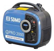 Invertora tipa ģenerators INVERTER PRO 2000 C5 1-fāzes, SDMO
