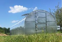 Kasvuhoone BALTIC LT 3 x 2m - 4mm polükarbonaat CLASSIC GREENHOUSE