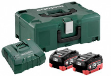 Akumulatora un lādētāja komplekts ASC Ultra 685131000&MET Metabo