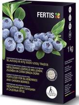 Mēslojums mellenēm un dārza ogām 1kg 9690563 FERTIS