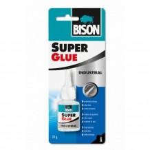 Līme Super Glue Industry 20g 6301793 BISON