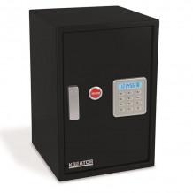 Elektrooniline seif võtmega 520x350x360mm Kreator