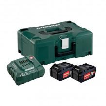 Akumulatora un lādētāja komplekts ACS 30-36 685064000&MET, Metabo