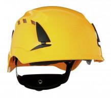 Kiiver SecureFit , kollane X5502V-CE, 3M