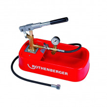 Testēšanas sūknis RP 30, 61130&ROT, Rothenberger